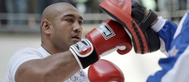 Alex Leapai looks to reclaim spot as Australia's best heavyweight