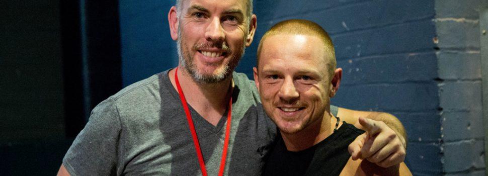 Adam Wilcock underlines bold plan for world title in Tasmania