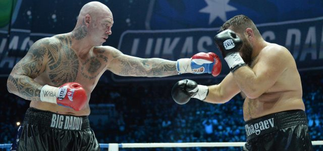 "Lucas Browne: ""I just hope Whyte doesn't deny the fans this fight"""