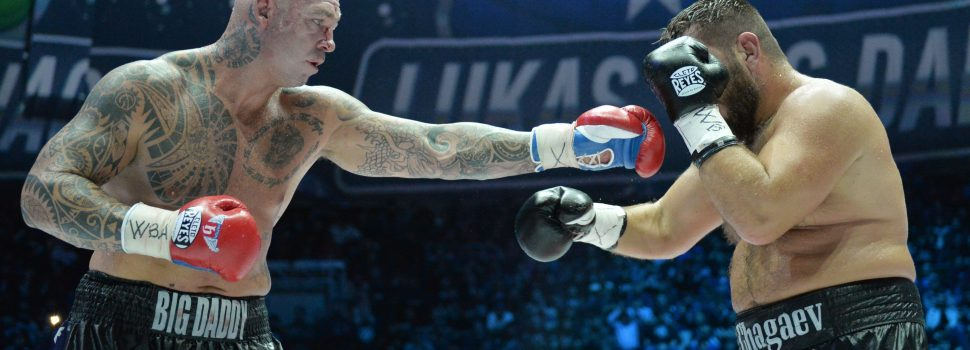 """Lucas Browne: """"I just hope Whyte doesn't deny the fans this fight"""""""