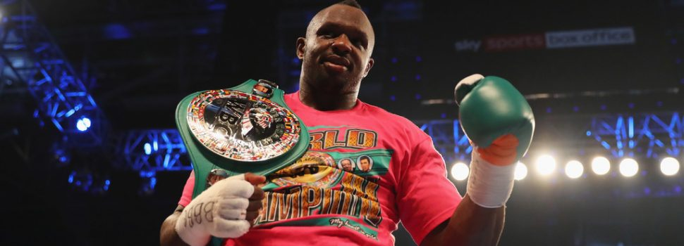 Lucas Browne vs. Dillian Whyte looms for March 24th