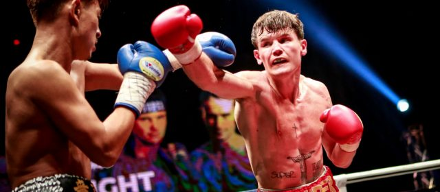 Darragh Foley headlines second Johnny Lewis card