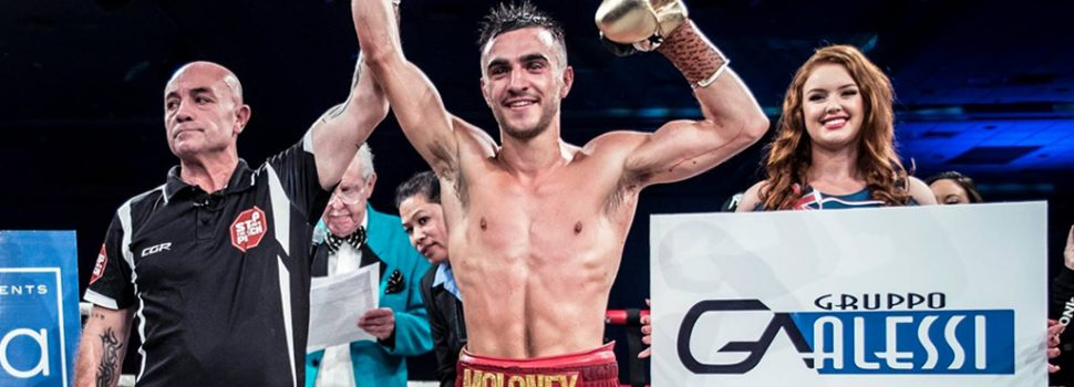 Jason Moloney given mandatory status for Commonwealth title