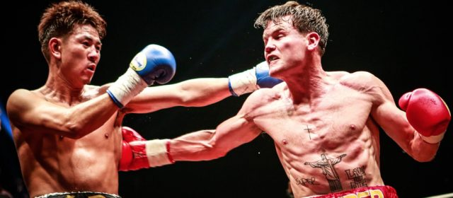 Darragh Foley opponent confirmed for St. Patrick's Day showcase