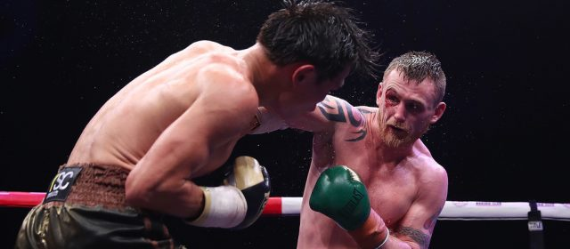 Dennis Hogan continues title march against former title challenger