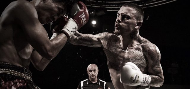 George Kambosos secures Tony Luis in unofficial title eliminator