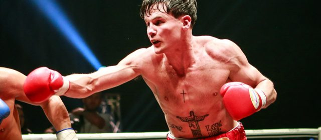 Darragh Foley on Steven Wilcox and chasing 50/50 fights