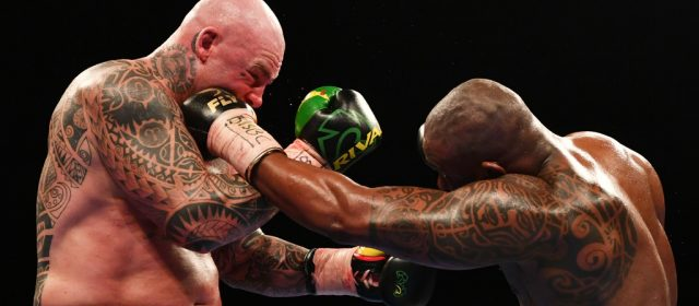 "Lucas Browne to fight on: ""This is a learning curve"""