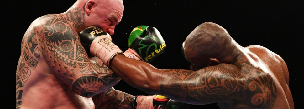 """Lucas Browne to fight on: """"This is a learning curve"""""""