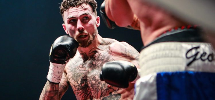 Jack Brubaker vs. Tyrone Nurse headlines 'British Beef'