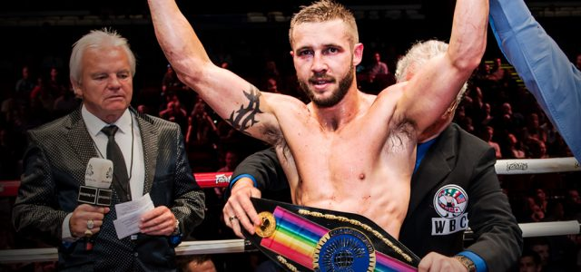 Kris George agrees to Josh Kelly test in Commonwealth title defence