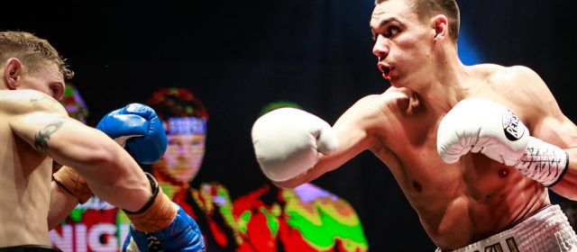 "Tim Tszyu wants big year: ""I'm here to test myself"""