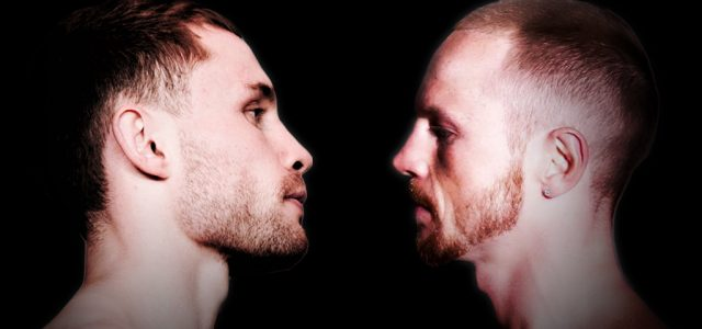 Luke Jackson vs. Carl Frampton official, August 18 in Belfast