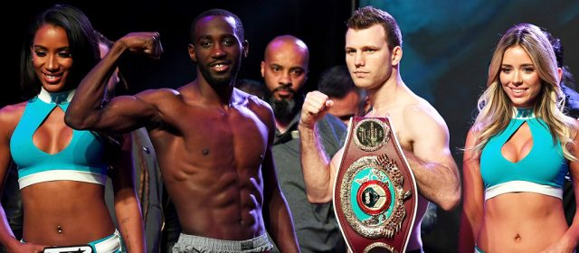 Live Blog: Jeff Horn vs. Terence Crawford