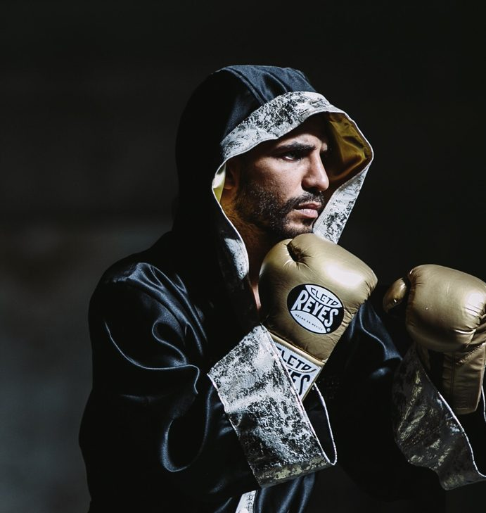 Billy Dib determined to defy odds