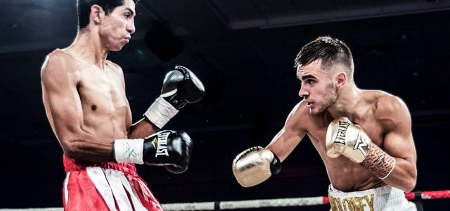 Andrew Moloney signs for high-risk Luis Concepcion