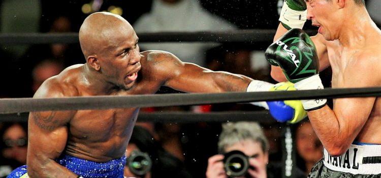 "Tevin Farmer: ""I believe I'll stop him in six rounds or less"""