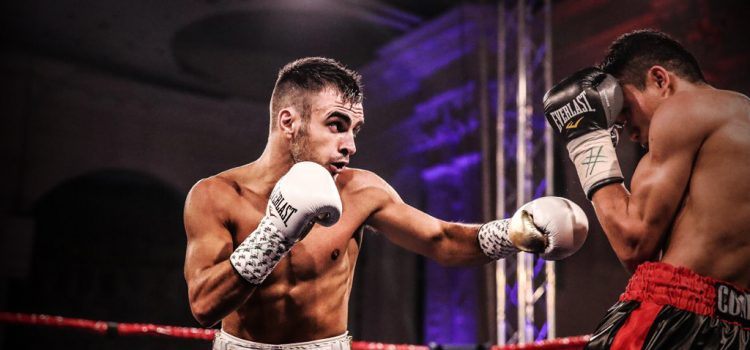 "Andrew Moloney: ""These are the type of fights I need"""