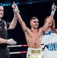Andrew Moloney impresses, stops Luis Concepcion in ten