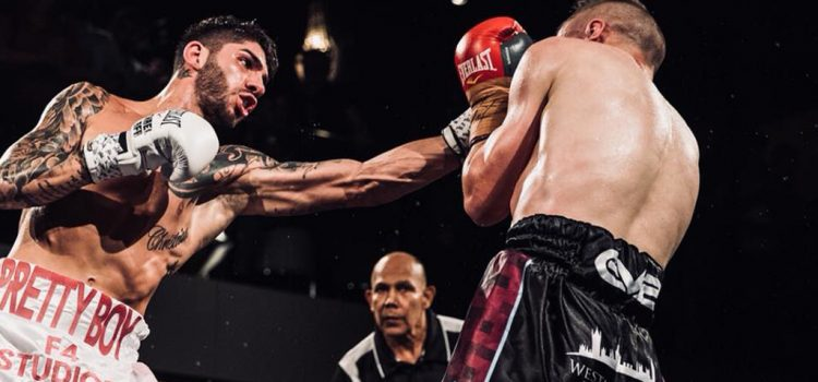 Michael Zerafa calls for Tim Tszyu meeting