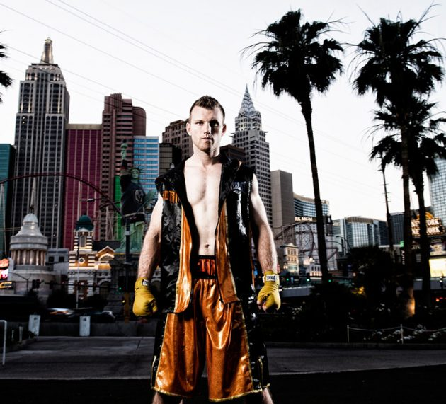Jeff Horn confirms Mundine collision at Suncorp