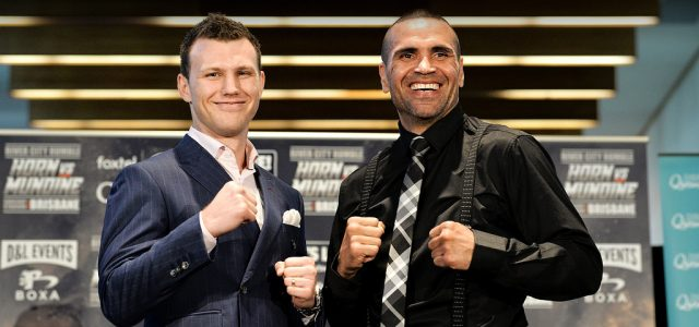 Horn-Mundine secures US coverage on ESPN+