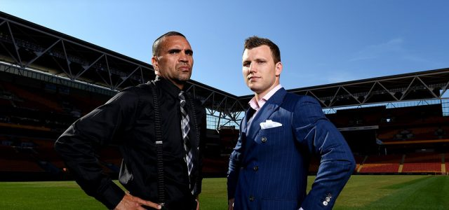 Anthony Mundine announces Horn as final fight
