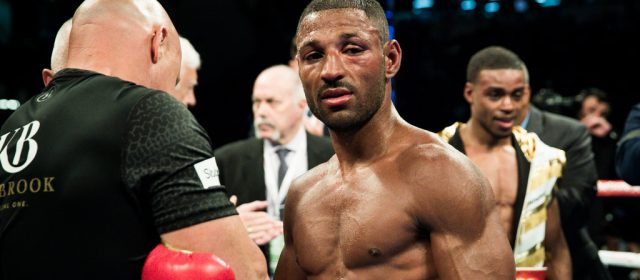Kell Brook makes shock change for Zerafa fight