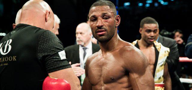 Kell Brook makes shock change for Zerafa fight
