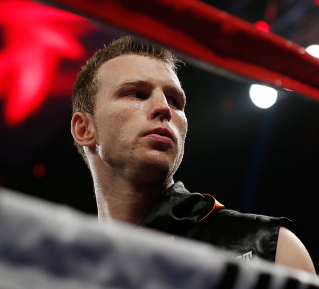 Jeff Horn aims to bury Crawford blemish