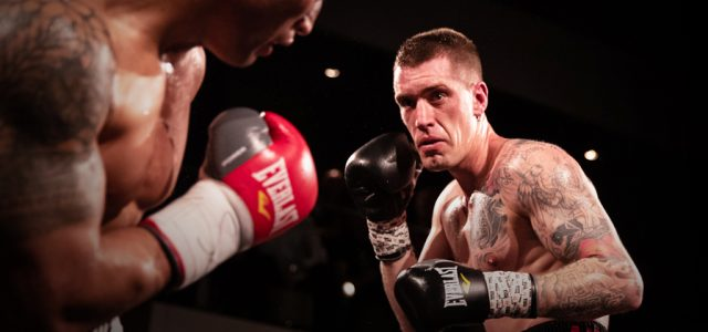 Jason Whateley to headline inaugural WILDFIGHTER card