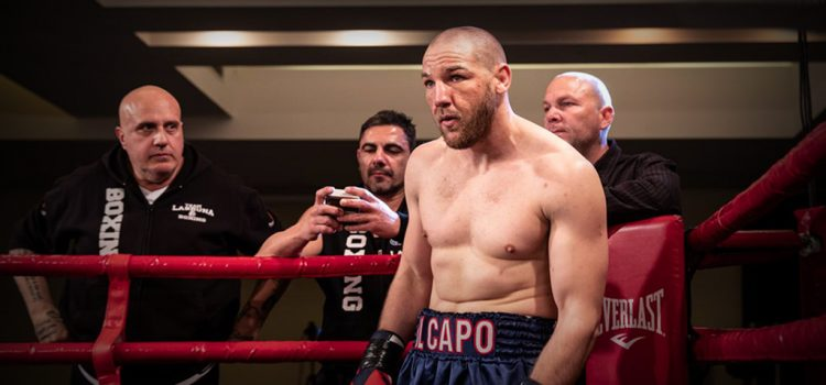 "Blake Caparello: ""I can't lose this fight"""