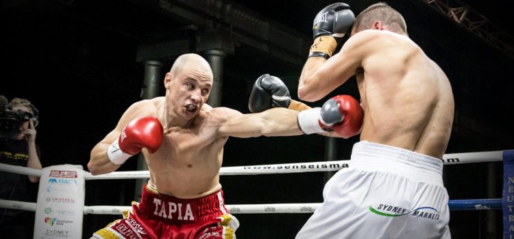 "Mateo Tapia wants a test: ""I don't need easy fights"""
