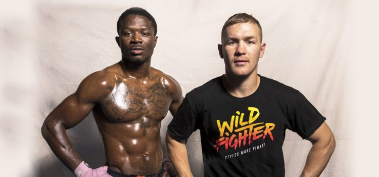 Victor Nagbe eyes success in boxing rebirth
