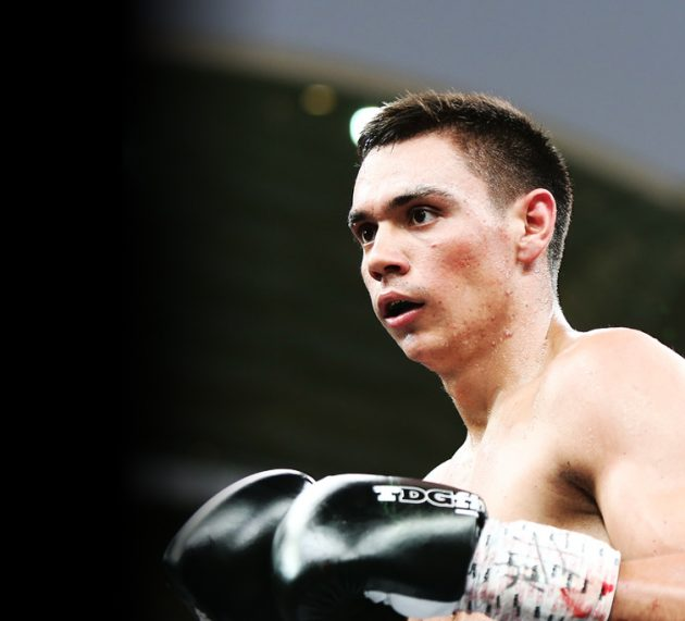 Tim Tszyu signs with No Limit Boxing