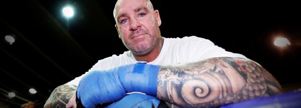 Lucas Browne reveals two-fight deal with Matchroom