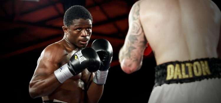 Victor Nagbe plans to emulate Jeff Horn's path