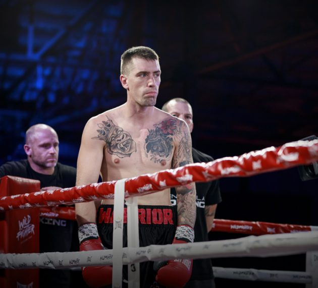 Jason Whateley ready for biggest professional test