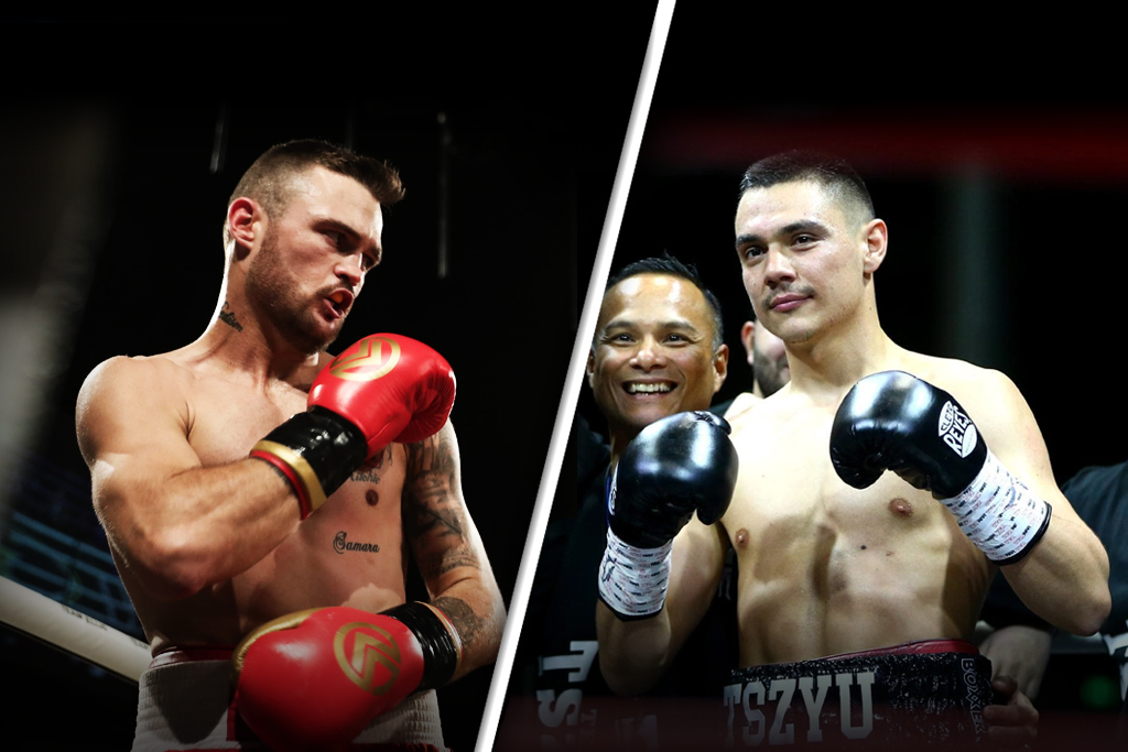 Tim Tszyu signs for Dwight Ritchie on August 14th - Aus ...