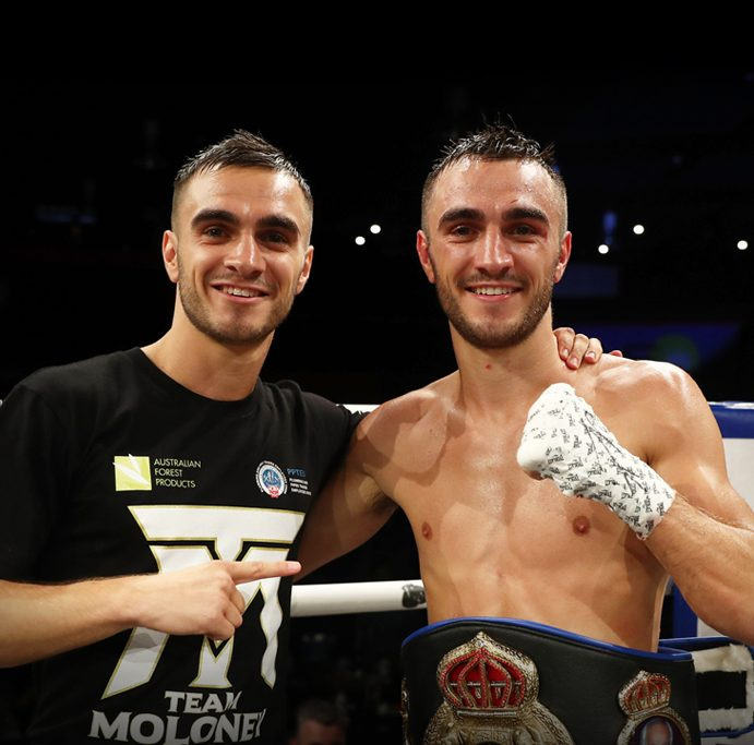 Top Three: Potential Opponents for the Moloney twins