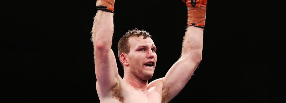 "Jeff Horn hits back: ""I'm still pushed to the side"""