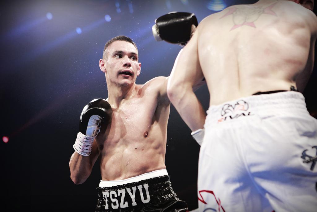 Tim Tszyu unfazed by 'nervous' Ritchie - Aus-Boxing.com