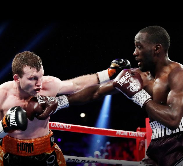 Terence Crawford backs Pacquiao-Horn result