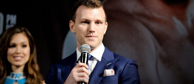 Jeff Horn dismisses 'boy with a man's name' Tszyu