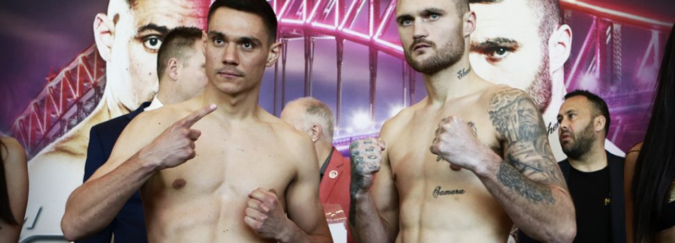 Our Experts Decide: Tszyu vs. Ritchie